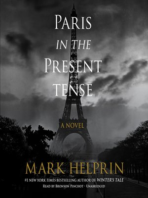cover image of Paris in the Present Tense