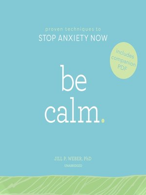 cover image of Be Calm