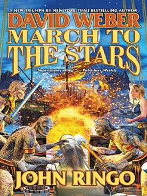 cover image of March to the Stars
