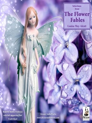 cover image of Selections from the Flower Fables
