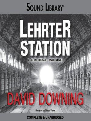stettin station downing david