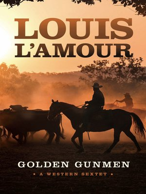cover image of Golden Gunmen