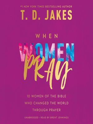 cover image of When Women Pray