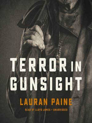cover image of Terror in Gunsight