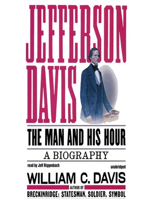 cover image of Jefferson Davis