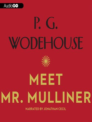 cover image of Meet Mr. Mulliner