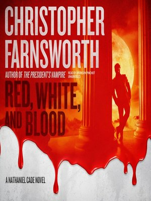 cover image of Red, White, and Blood