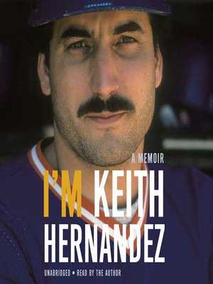 cover image of I'm Keith Hernandez