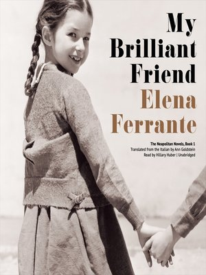 cover image of My Brilliant Friend
