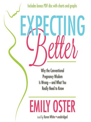 cover image of Expecting Better
