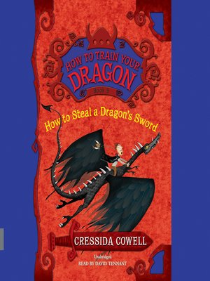 cover image of How to Steal a Dragon's Sword