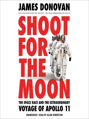 cover image of Shoot for the Moon