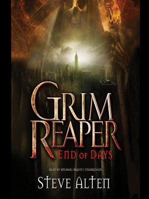 cover image of Grim Reaper