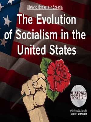 cover image of The Evolution of Socialism in the United States