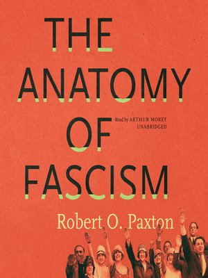 cover image of The Anatomy of Fascism