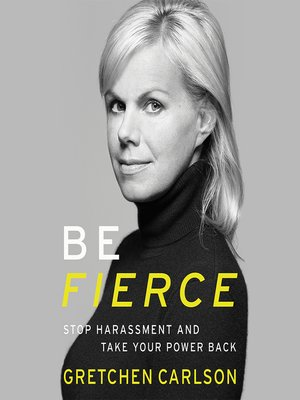 cover image of Be Fierce