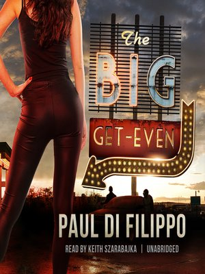 cover image of The Big Get-Even