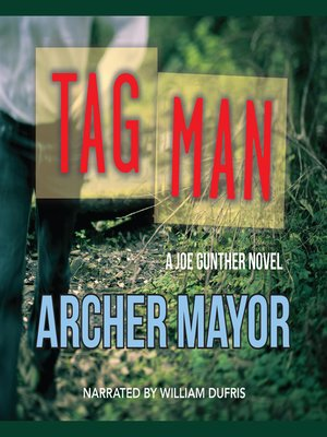 cover image of Tag Man
