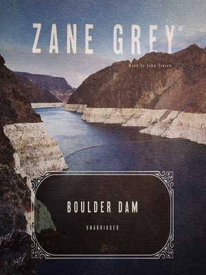 cover image of Boulder Dam
