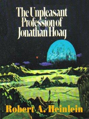cover image of The Unpleasant Profession of Jonathan Hoag