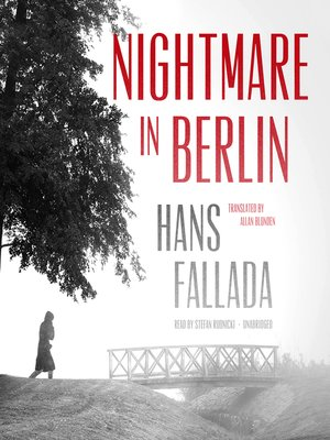 cover image of Nightmare in Berlin