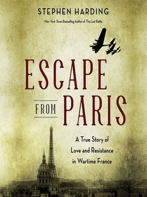 cover image of Escape from Paris