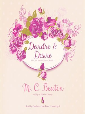 cover image of Deirdre and Desire