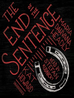 cover image of The End of the Sentence