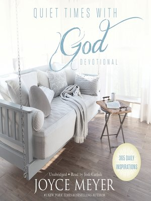 cover image of Quiet Times with God Devotional