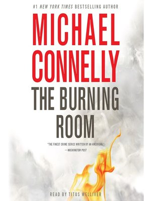 The Burning Room Ebook