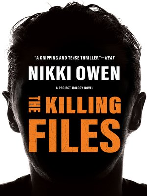 cover image of The Killing Files