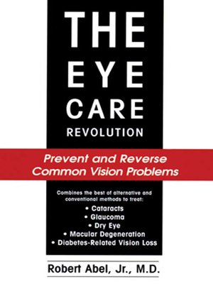 cover image of The Eye Care Revolution