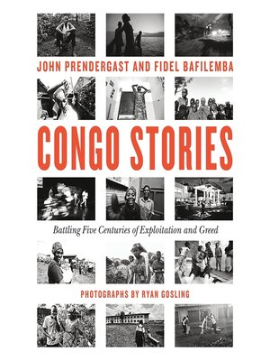 cover image of Congo Stories