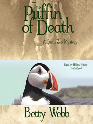 cover image of The Puffin of Death