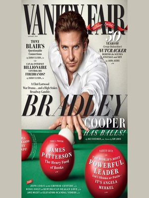 cover image of Vanity Fair: January 2015 Issue