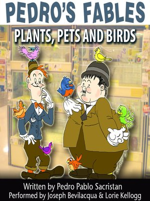cover image of Plants, Pets, and Birds