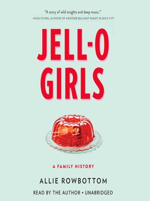 cover image of Jell-O Girls