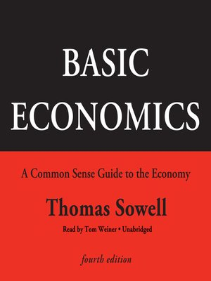 cover image of Basic Economics, Fourth Edition