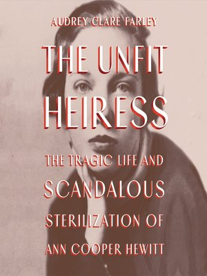 cover image of The Unfit Heiress