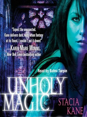 cover image of Unholy Magic