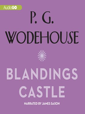 cover image of Blandings Castle