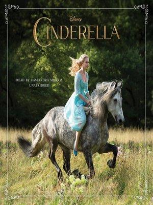 cover image of Cinderella