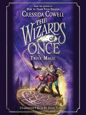 cover image of Twice Magic