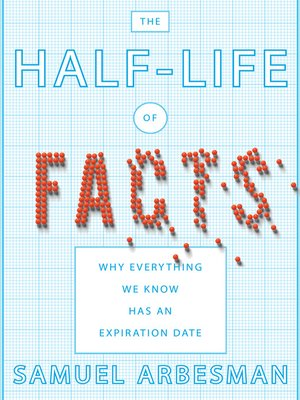 cover image of The Half-Life of Facts