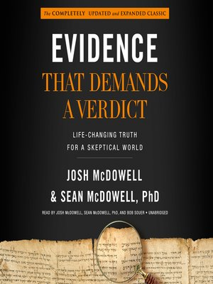 cover image of Evidence That Demands a Verdict