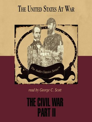 cover image of The Civil War, Part II