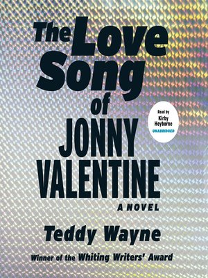 cover image of The Love Song of Jonny Valentine