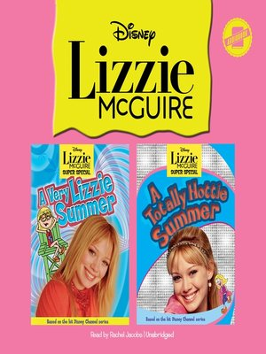 cover image of Lizzie McGuire
