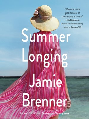 cover image of Summer Longing