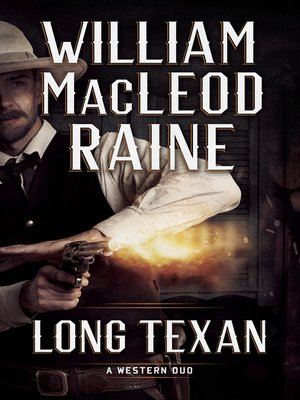 cover image of Long Texan
